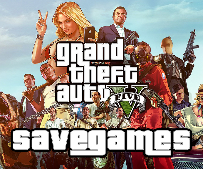 How to Download GTA V 100% Save Game File And Unlock