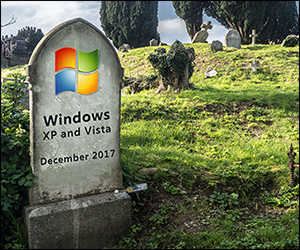 End Of Windows XP and Vista