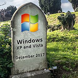 Gmail is Abandoning Windows XP And Vista Untill The End of 2017